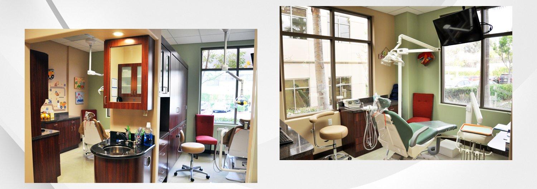 Corona-Orthodontics-Invisalign-Office-Dental-Chairs-Exam-Rooms