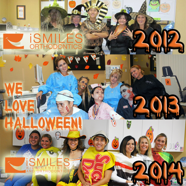 Irvine Corona Orthodontist Fun Orthodontics Braces Invisalign Halloween Costume